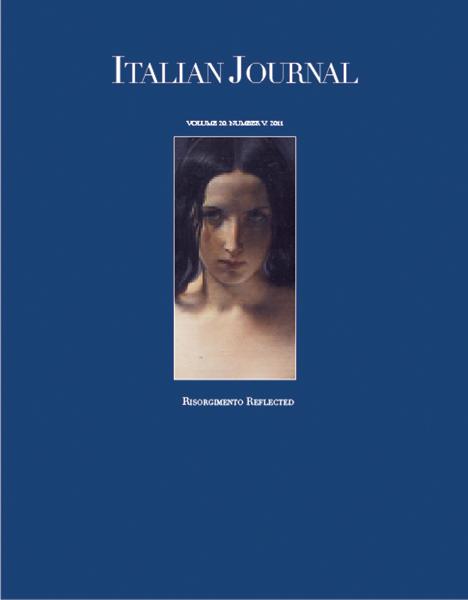 Italian Journal 5: Risorgimento Reflected
